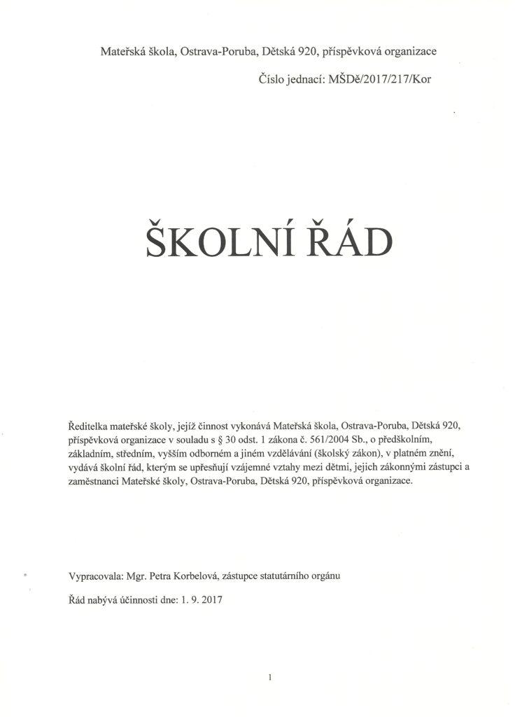 šk.řád30001